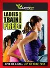 Graphic Design Inscrição do Concurso Nº9 para Design a Flyer for Ultrafit ladies train for free