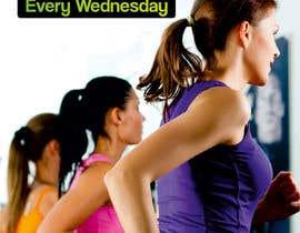 #32 para Design a Flyer for Ultrafit ladies train for free por linokvarghese