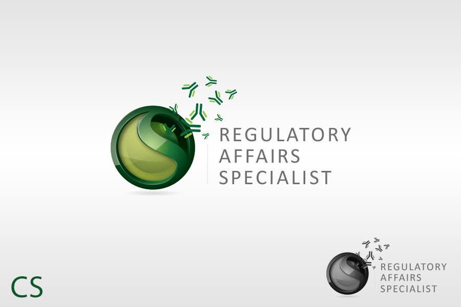 Contest Entry #                                        103                                      for                                         Logo Design for Regulatory Affair Specialist