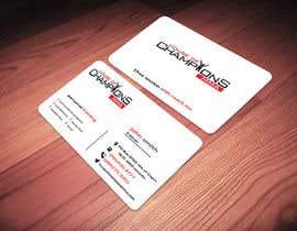 #41 für design business card von EKZIBON