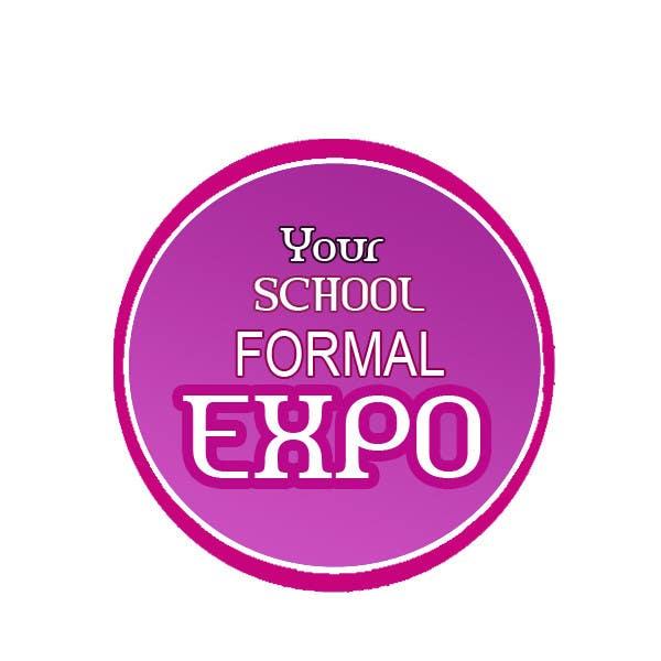 Penyertaan Peraduan #                                        126                                      untuk                                         Logo Design for Your School Formal Expo