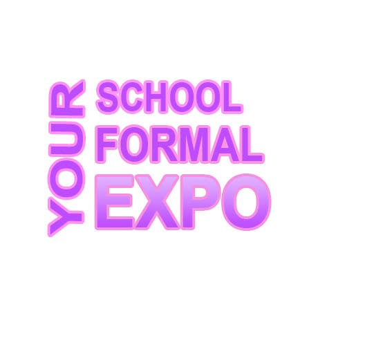 Penyertaan Peraduan #                                        127                                      untuk                                         Logo Design for Your School Formal Expo