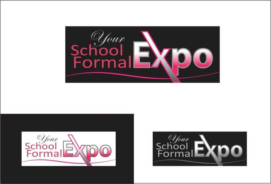 Penyertaan Peraduan #                                        64                                      untuk                                         Logo Design for Your School Formal Expo