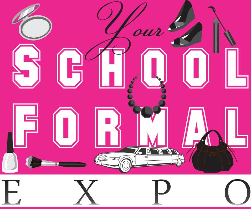 Proposition n°                                        57                                      du concours                                         Logo Design for Your School Formal Expo