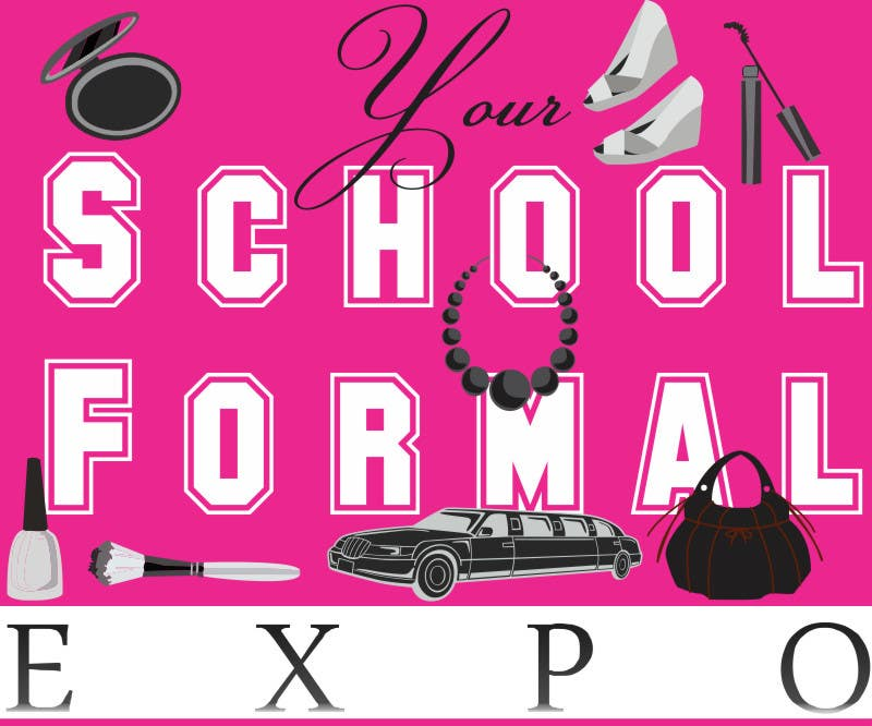 Proposition n°                                        58                                      du concours                                         Logo Design for Your School Formal Expo