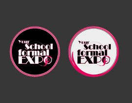 nº 21 pour Logo Design for Your School Formal Expo par pridewatwal