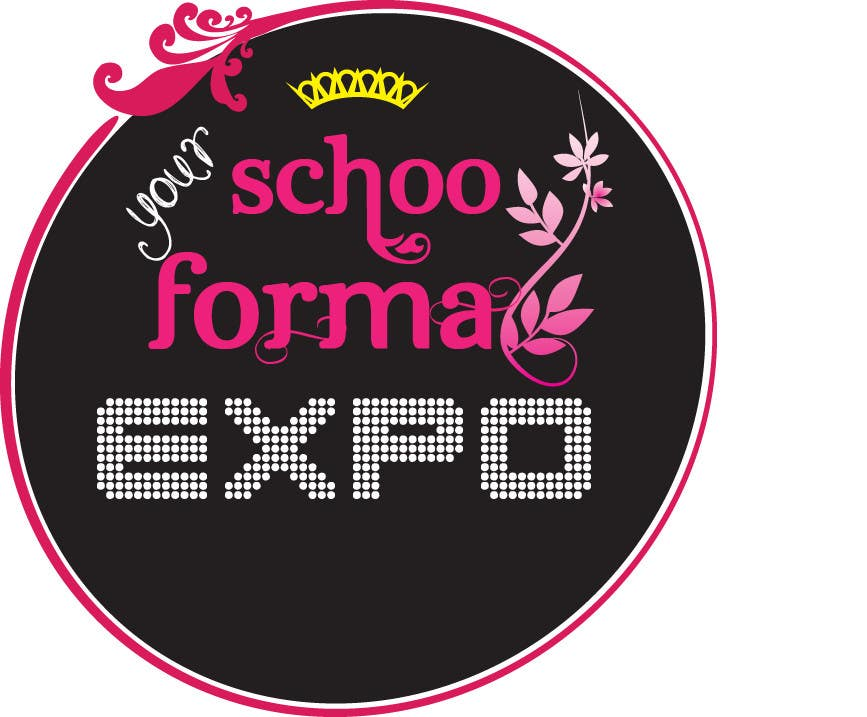 Proposition n°                                        39                                      du concours                                         Logo Design for Your School Formal Expo