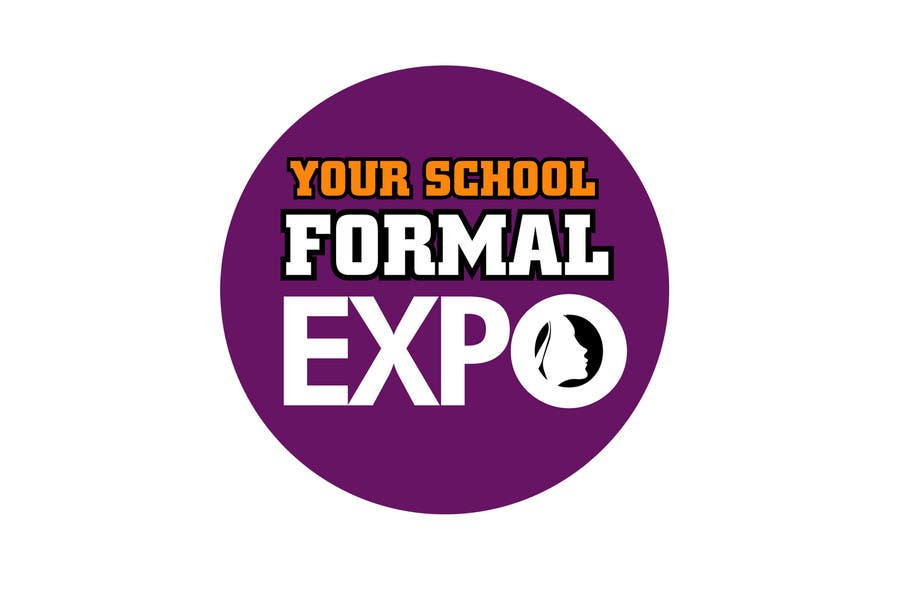 Proposition n°                                        53                                      du concours                                         Logo Design for Your School Formal Expo