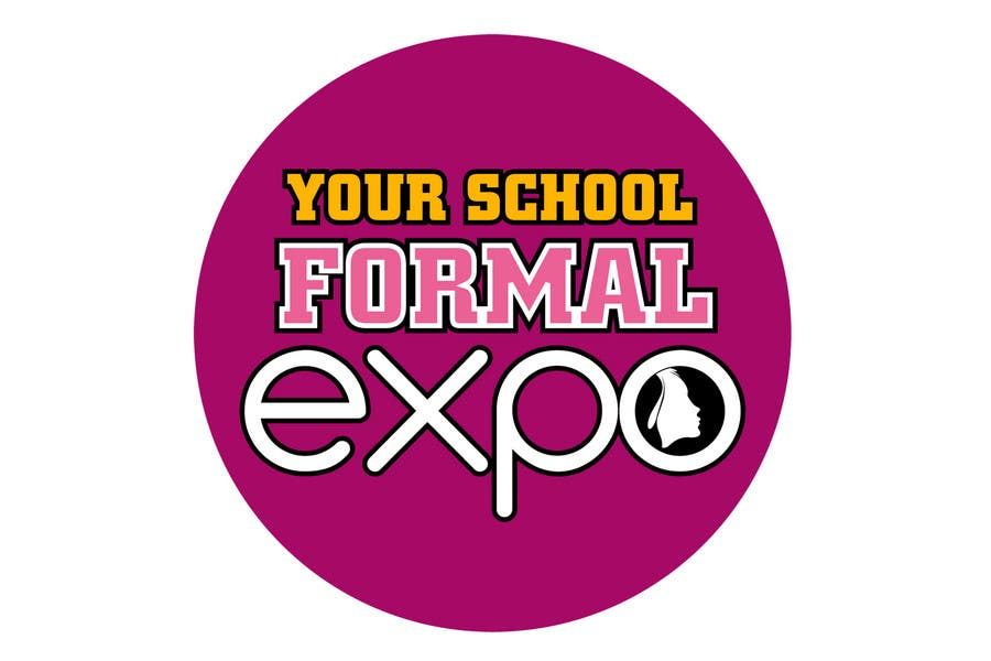 Penyertaan Peraduan #                                        54                                      untuk                                         Logo Design for Your School Formal Expo