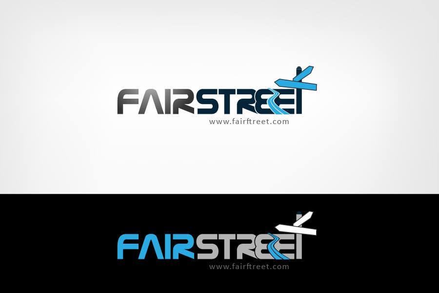 Kilpailutyö #607 kilpailussa Logo Design for FairStreet.com