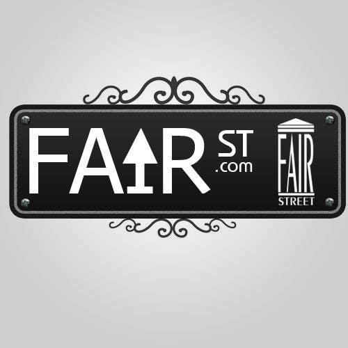 Kilpailutyö #569 kilpailussa Logo Design for FairStreet.com