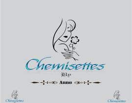 dreamer509 tarafından Design a Logo for Chemisettes by Anne için no 496