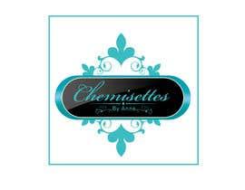 finetone tarafından Design a Logo for Chemisettes by Anne için no 570