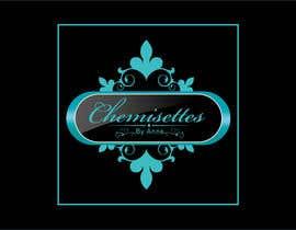 finetone tarafından Design a Logo for Chemisettes by Anne için no 571