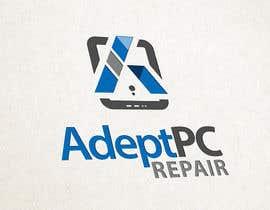 #51 untuk Develop a Corporate Identity for Adept PCRepair oleh tobyquijano