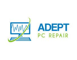 #41 untuk Develop a Corporate Identity for Adept PCRepair oleh primavaradin07