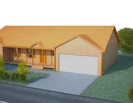theodornacev tarafından Turn new home construction drawings into a marketing sheet for a home plan için no 22