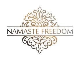 #730 untuk Design a Logo for Namaste Freedom oleh biancajeswant