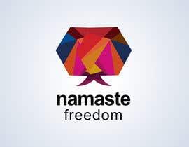 #738 untuk Design a Logo for Namaste Freedom oleh Johudd