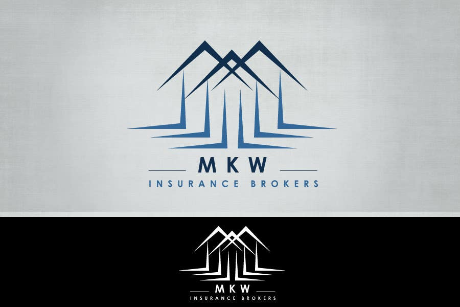 Participación en el concurso Nro.425 para Logo Design for MKW Insurance Brokers  (replacing www.wiblininsurancebrokers.com.au)