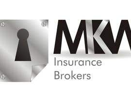 Nambari 410 ya Logo Design for MKW Insurance Brokers  (replacing www.wiblininsurancebrokers.com.au) na doarnora