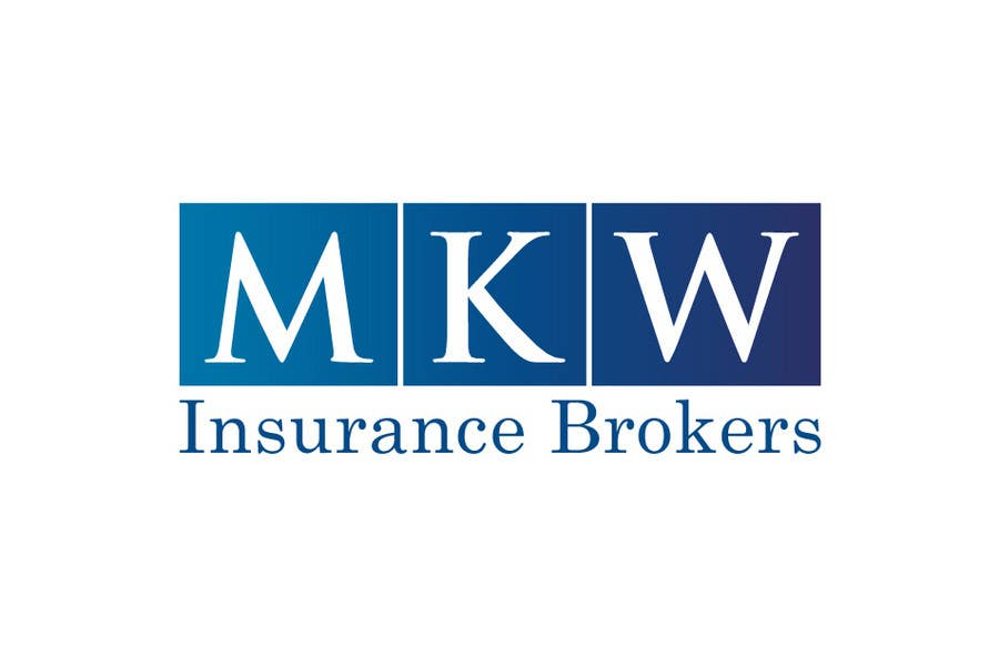 Wettbewerbs Eintrag #76 für Logo Design for MKW Insurance Brokers  (replacing www.wiblininsurancebrokers.com.au)