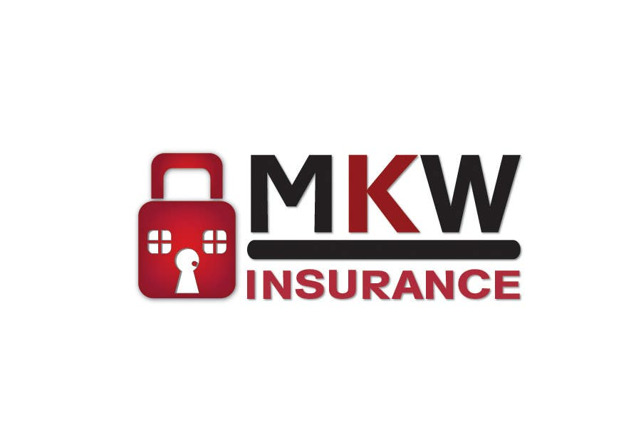 Participación en el concurso Nro.28 para Logo Design for MKW Insurance Brokers  (replacing www.wiblininsurancebrokers.com.au)