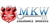 Graphic Design Konkurrenceindlæg #308 for Logo Design for MKW Insurance Brokers  (replacing www.wiblininsurancebrokers.com.au)
