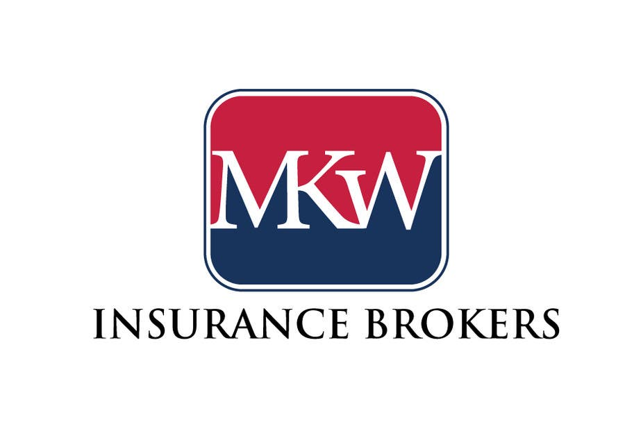 Participación en el concurso Nro.327 para Logo Design for MKW Insurance Brokers  (replacing www.wiblininsurancebrokers.com.au)