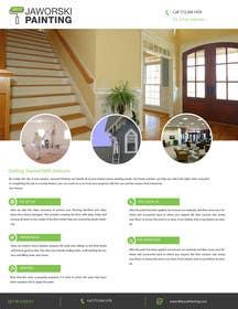 Image of                             Design wordpress page.