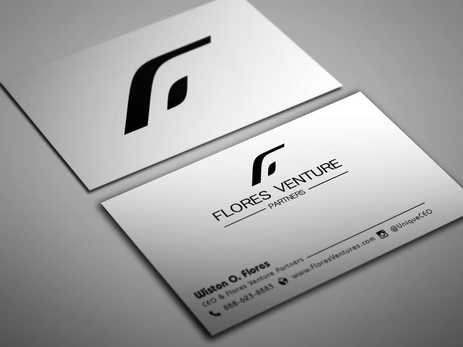 entry 22 by bikashbapon for elegant professional ceo business card