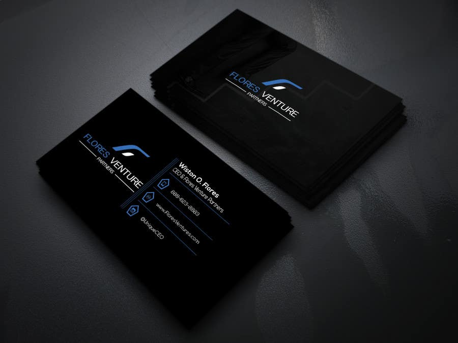 business card - Ceo Business Card