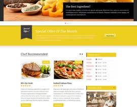 #23 para Создание веб-сайта for the thegoldenshisha.com por AkhilAbraham