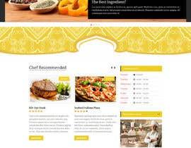 #27 para Создание веб-сайта for the thegoldenshisha.com por AkhilAbraham