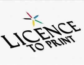 #47 untuk Design a Logo for License to Print oleh sumeer158