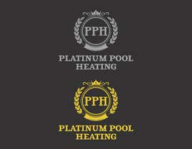#57 for Logo for Platinum Pool Heating by zouhairgfx