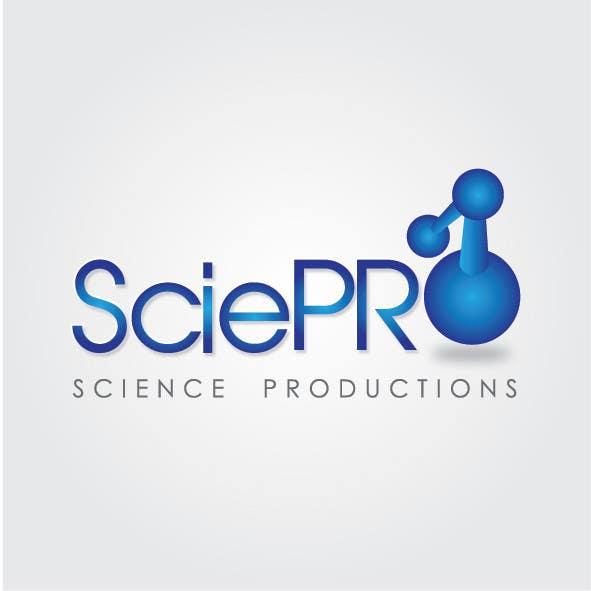 Конкурсная заявка №60 для Logo Design for SciePro - science productions
