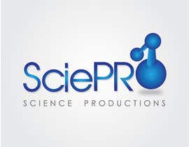 #60 для Logo Design for SciePro - science productions от rgallianos
