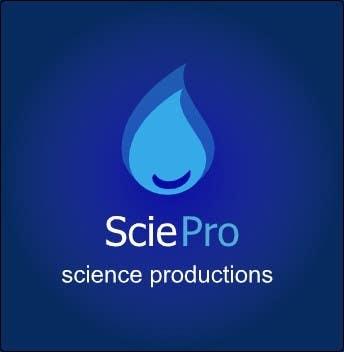 Конкурсная заявка №71 для Logo Design for SciePro - science productions