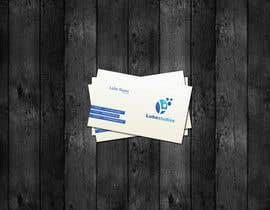 #111 para Business Card Design for Luke's Studio de StrujacAlexandru