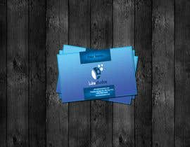 #109 per Business Card Design for Luke's Studio da StrujacAlexandru