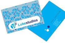 Graphic Design Inscrição do Concurso Nº100 para Business Card Design for Luke's Studio