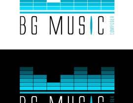 #23 cho Design a Logo for BG Music bởi JacquesGouws