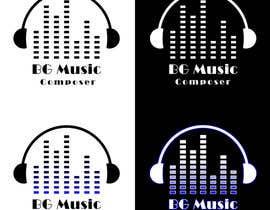 #7 cho Design a Logo for BG Music bởi countpapa