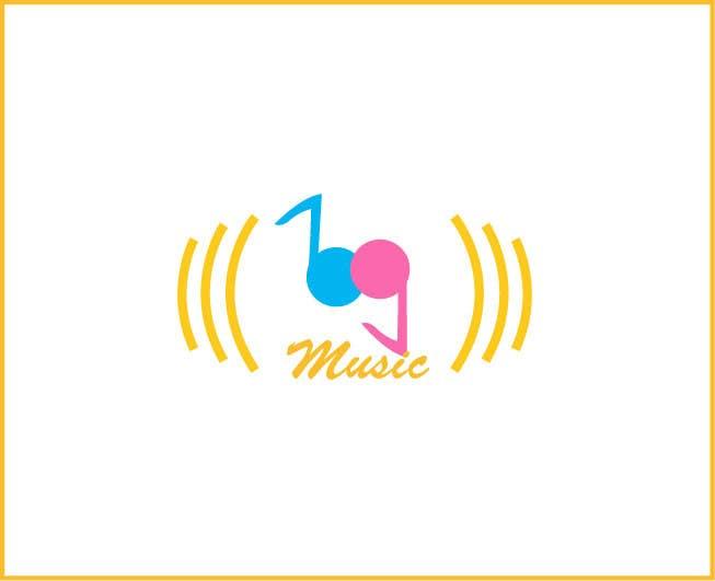 Bài tham dự cuộc thi #                                        24                                      cho                                         Design a Logo for BG Music