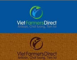 #140 para Logo Design for Viet Farmers Direct por safi97