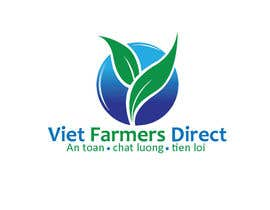 nº 214 pour Logo Design for Viet Farmers Direct par cikqis88