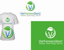#213 para Logo Design for Viet Farmers Direct por araf2010
