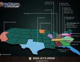 #7 para Design a Map Of Dog Training Locations por poetotti