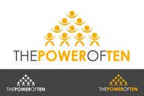 Graphic Design Entri Kontes #540 untuk Logo Design for The Power of Ten